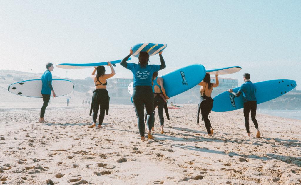 Willst du unser Surfbuddy werden?